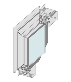 Architectural Awning / Casement Window