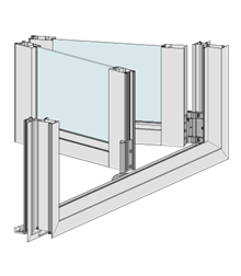 High Performance Bi-fold Window