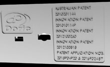 Industry Recognised Patents and Registered Designs